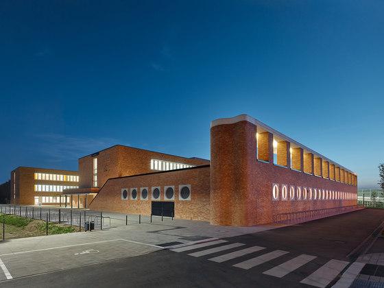 Johann-Pachelbel-Realschule Staatliche Fachoberschule in Nuremberg by Lederer+Ragnarsdóttir+Oei   Schools