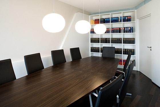 Notariat Ballindamm by LH Architekten   Office facilities