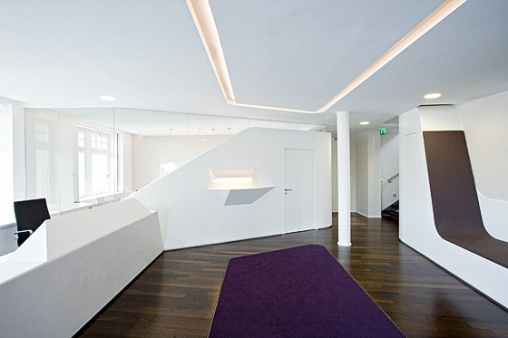 Notariat Ballindamm by LH Architekten | Office facilities