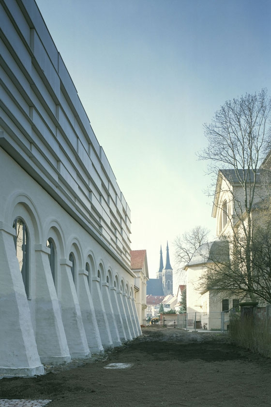 Johann-Sebastian-Bach-Saal im Schloss Köthen by Busmann+Haberer | Concert halls