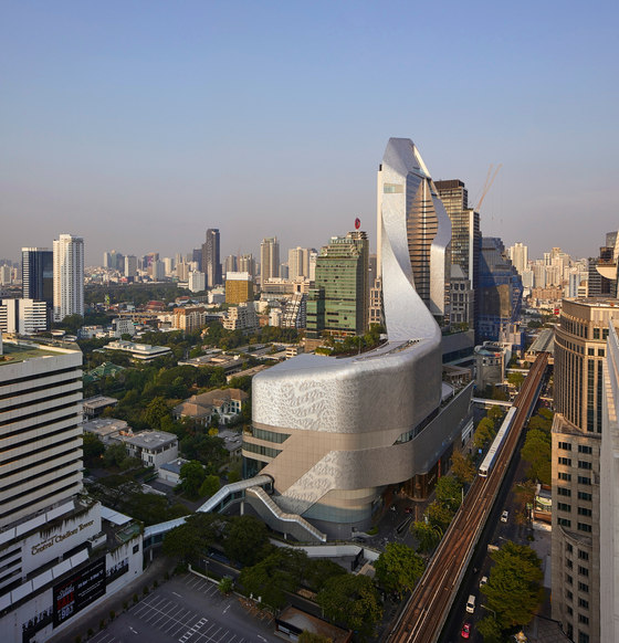 Central Embassy Bangkok by AL_A | Administration buildings