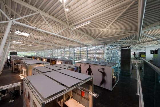 Gétaz Romang de Alain Porta Architectes | Museos