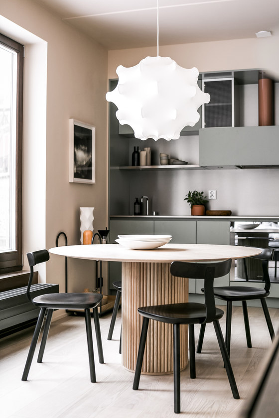 Mono by Note Design Studio | Living space