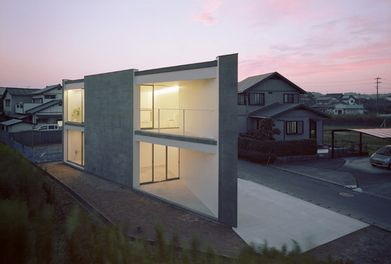 Kawabe No Sumika by mA-style architects | Detached houses