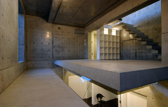 Hanasaki-House by MoNo | Semi-detached houses
