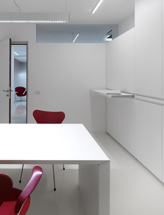 Arredi Uffici GP di Burnazzi Feltrin Architetti | Spazi ufficio