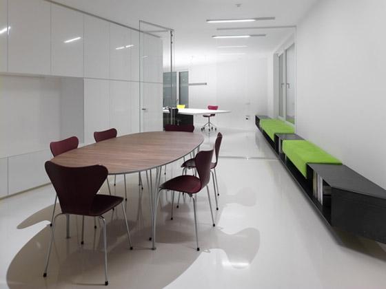 Arredamento Ufficio Baricentro : Arredi uffici gp di burnazzi feltrin architetti spazi ufficio