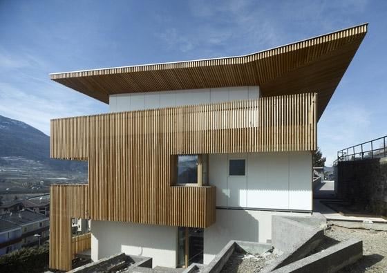Burnazzi Feltrin Architetti-PF single family house