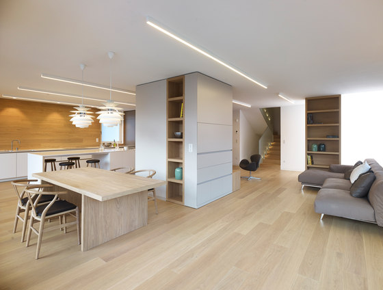 MP apartment by Burnazzi Feltrin Architetti | Living space