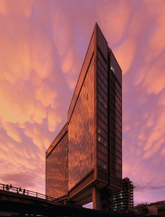 Ennead Architects-The Standard, New York