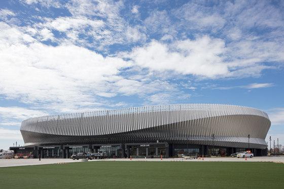 Nassau Veterans Memorial Coliseum by SHoP Architects | Theatres