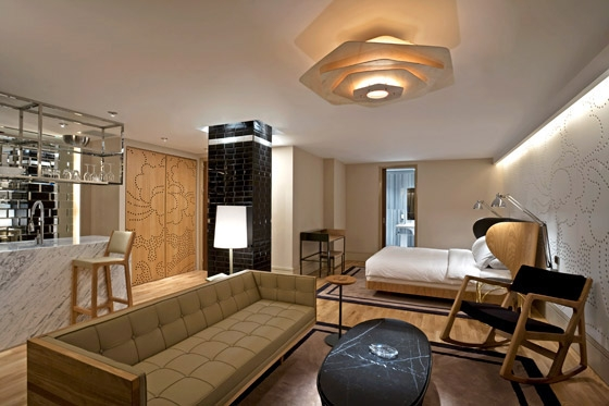 Istanbul Suites Hotel by Autoban | Hotel interiors
