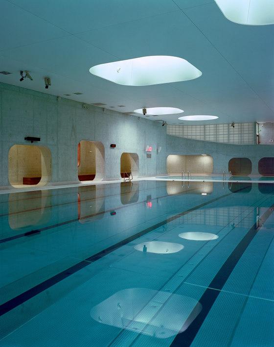 Feng shui swimming pool by mikou studio indoor swimming pools for Disadvantage of indoor swimming pool