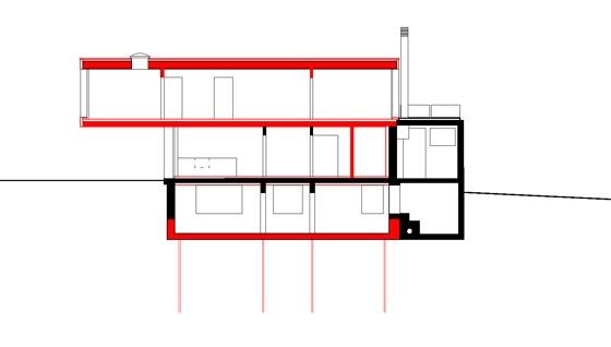 Wohnhaus am See von m3 Architekten AG | Einfamilienhäuser
