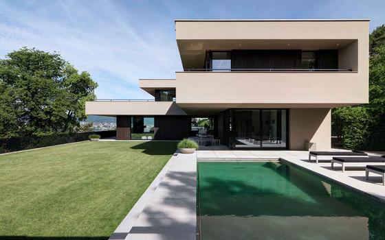 Einfamilienhaus Zürichsee-Gemeinde by m3 Architekten | Detached houses