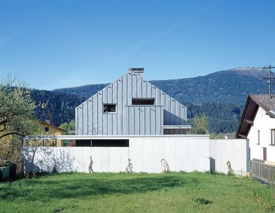 House G1 di Fügenschuh Hrdlovics Architekten | Case unifamiliari