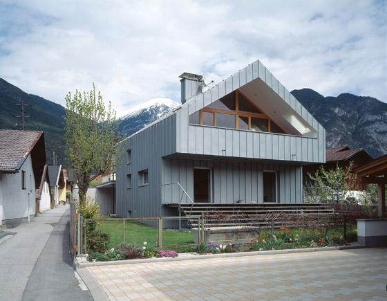 Fügenschuh Hrdlovics Architekten-House G1