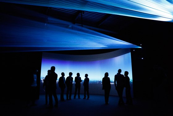 TORAFU ARCHITECTS Inc.-Light Loom (Canon Milano Salone 2011)