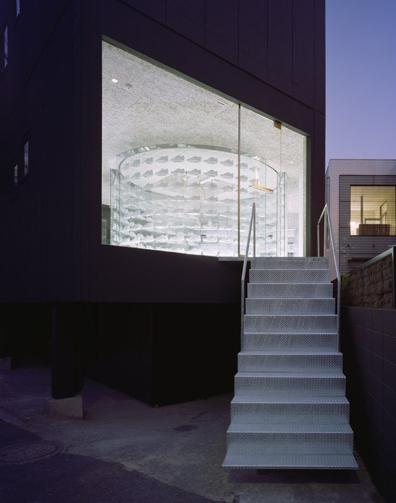 TORAFU ARCHITECTS-NIKE 1LOVE
