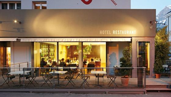Hotel Rössli by IDA14 | Hotel interiors