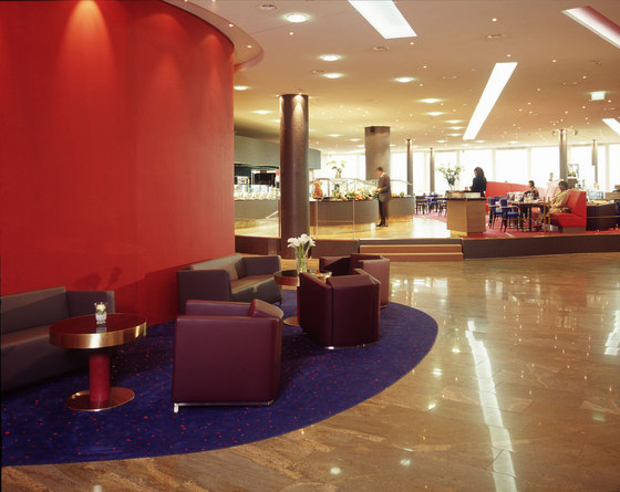 Hotel Hilton Airport by IDA14 | Hotel interiors