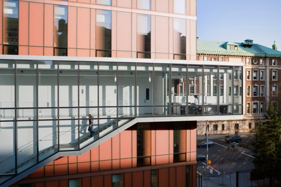 Diana Center at Barnard College by WEISS/MANFREDI   Schools