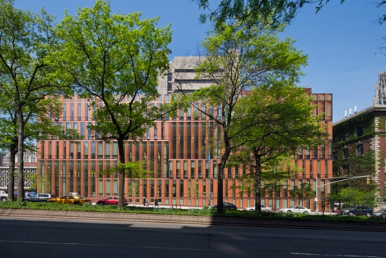 Diana Center At Barnard College By Weiss Manfredi