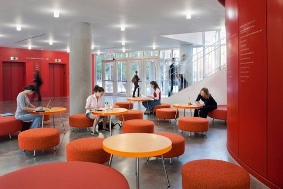 Diana Center at Barnard College by WEISS/MANFREDI | Schools