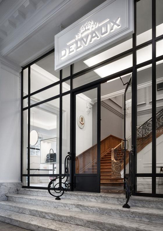 Delvaux Le 27 by Vudafieri-Saverino Partners | Shop interiors