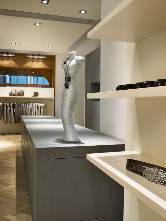Eight F - Fashion-Store for women by Silvia Decke | Shop interiors