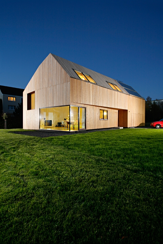 Forestview by atelier st | Detached houses