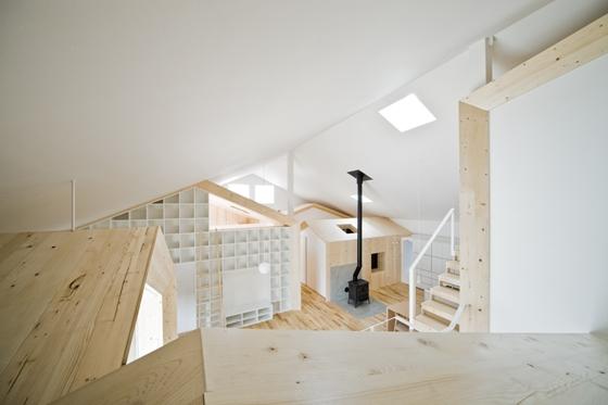 House K de Sekkei-sha | Casas Unifamiliares