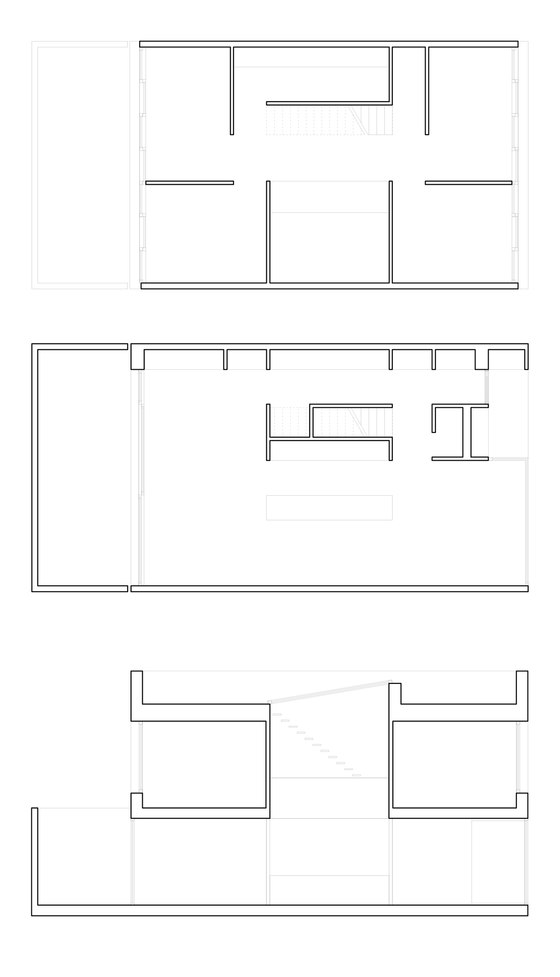 V13K05 - private house von pasel.kuenzel architects | Einfamilienhäuser