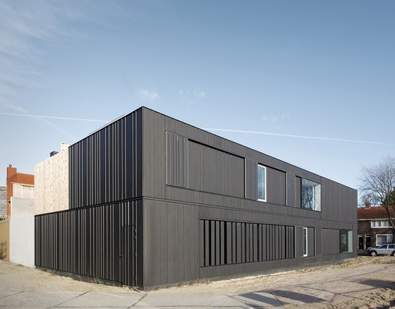 V36K08/09 - urban DIVA by Pasel Kuenzel Architects | Detached houses