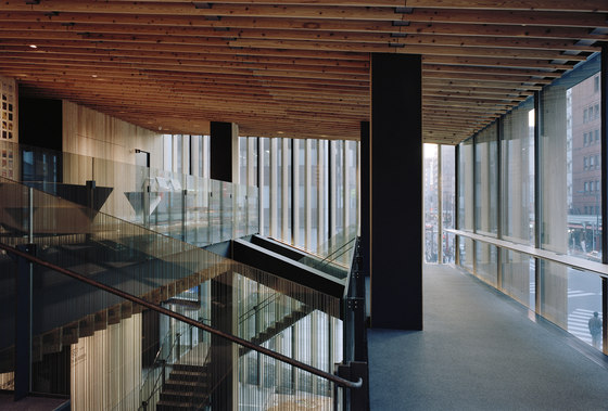 Asakusa Culture and Tourism Center de Kengo Kuma | Bâtiments administratifs