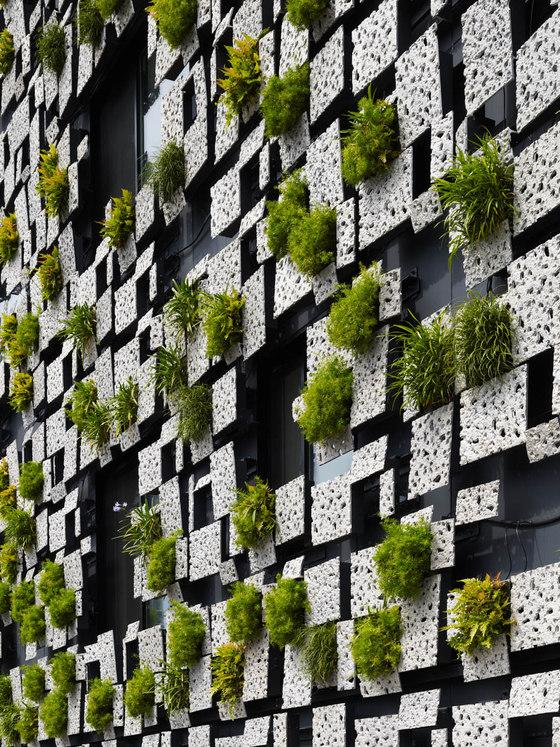 Green Cast von Kengo Kuma | Bürogebäude