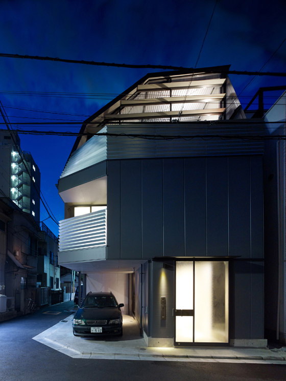 Mishima House by Keiji Ashizawa Design | Detached houses