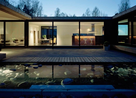H House by Arkitektstudio Widjedal Racki Bergerhoff | Detached houses