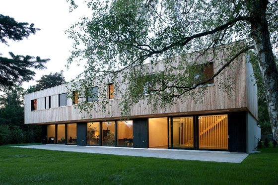 Villas Jonc by Christian von Düring | Semi-detached houses