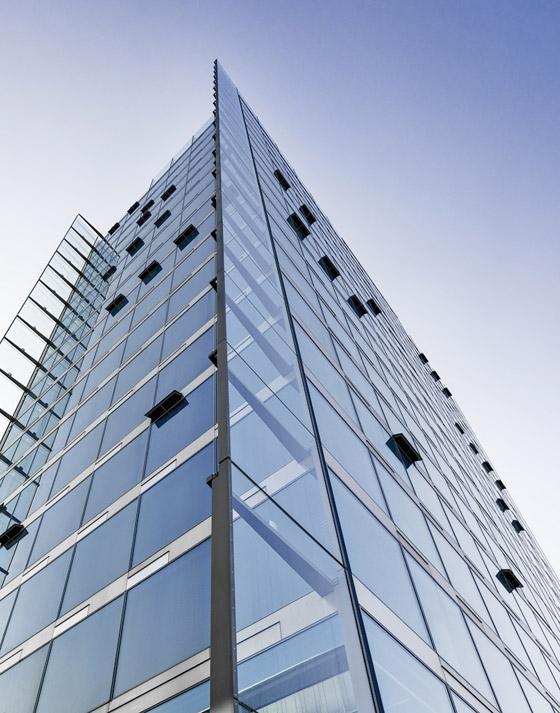 Hegau-Turm von Jahn | Bürogebäude
