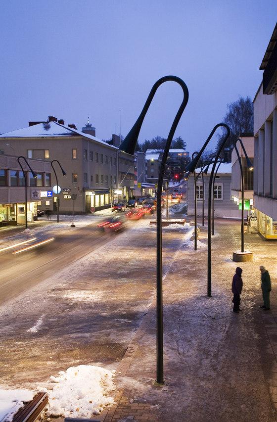 Heinola City Library Plaza von Vesa Honkonen | Plätze