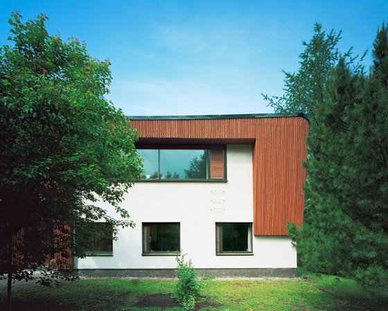 House Leimio by Vesa Honkonen | Detached houses