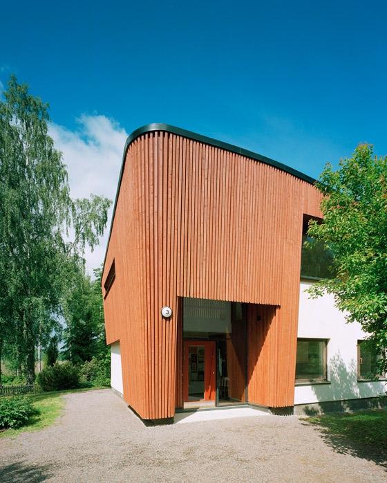 House Leimio by Vesa Honkonen | Detached houses