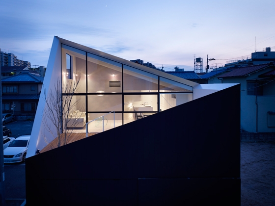 Wrap House de FUTURE STUDIO | Casas Unifamiliares