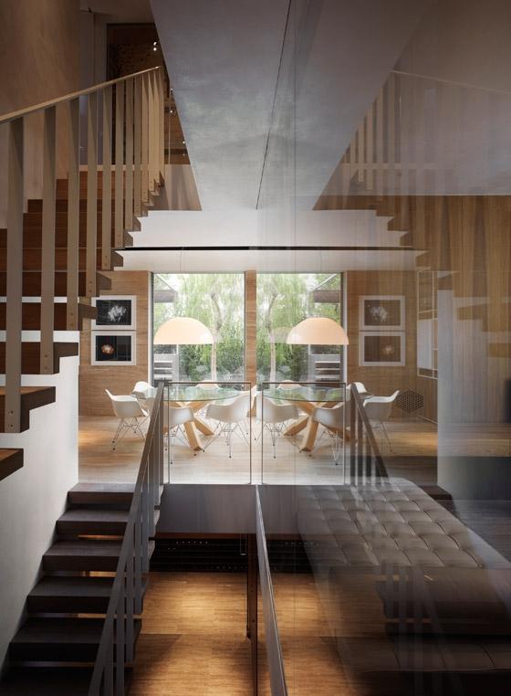 Private Villa de Dordoni Architetti | Maisons particulières