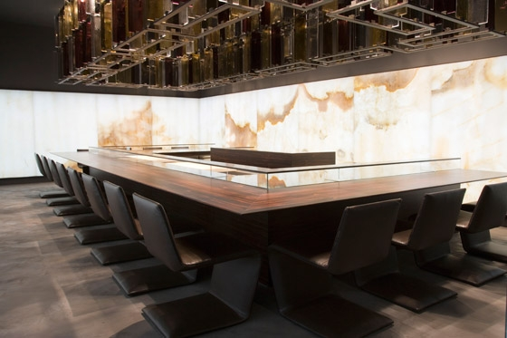 Zero Contemporary Food by Dordoni Architetti | Restaurants