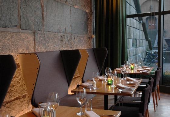 Restaurang Fond de Okidoki Arkitekter AB | Diseño de restaurantes
