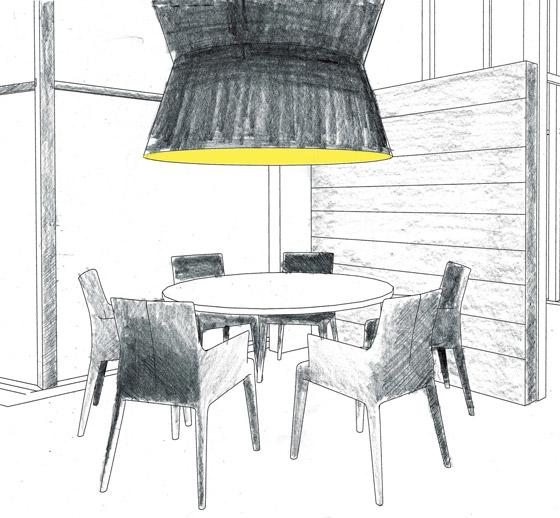Restaurang Fond von Okidoki Arkitekter AB | Restaurant-Interieurs