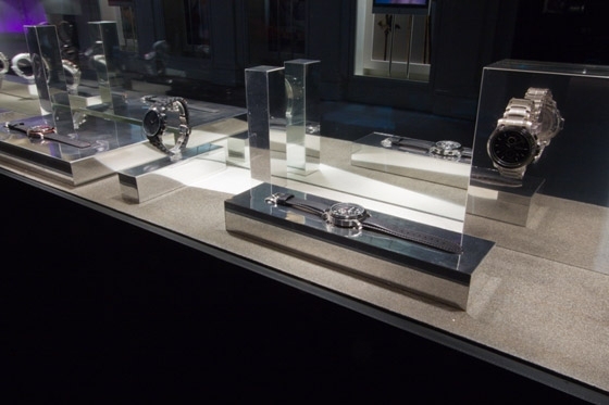 HUGO BOSS Messestand at Baselworld de Brandstorm | Stands de feria