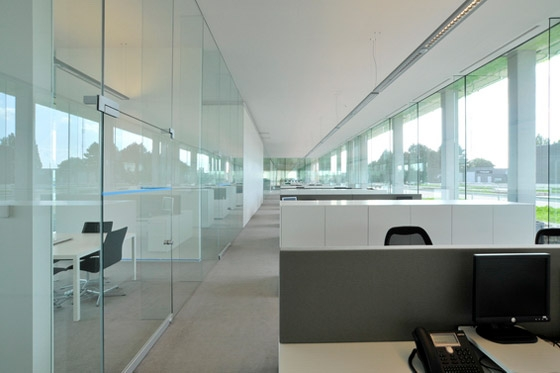 Crepain Binst Architecture-Offices Infrax West